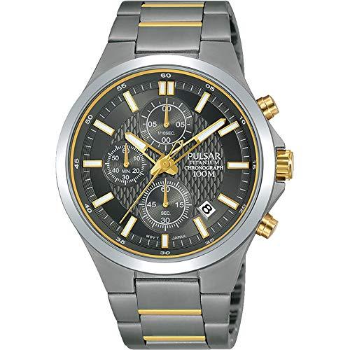 Pulsar Heren Chronograaf horloge PM3113X1