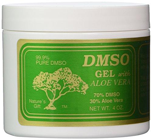 DMSO 70% Aloe 30% Gel 4 Ounces