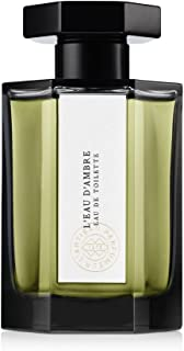 L'Artisan Parfumeur L'Eau D'Ambre By L'Artisan Unisex Perfume - Eau De Toilette, 100Ml