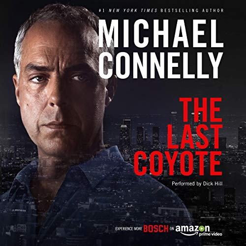The Last Coyote: Harry Bosch Series, Book 4 audiobook cover art