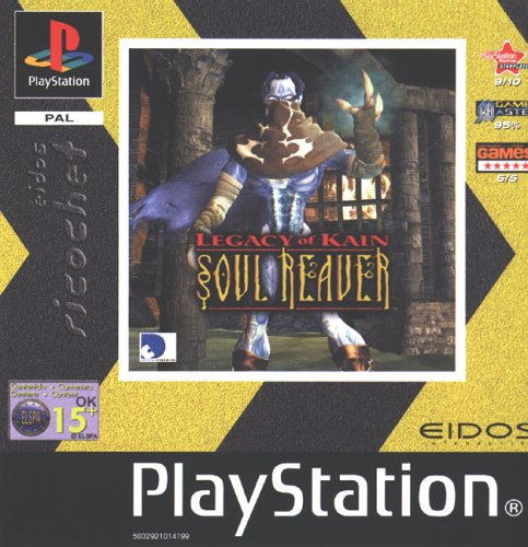 Playstation 1 - Legacy of Kain - Soul Reaver