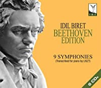 Idil Biret Beethoven Edition - 9 Symphonies (Transcribed for piano by Liszt) by Biret (2011-10-25)