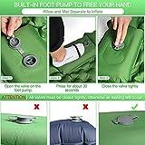 Zoom IMG-2 materassino campeggio autogonfiabile materassini gonfiabili