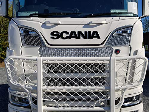 Scania Next Generation Front Badge Decal (59)