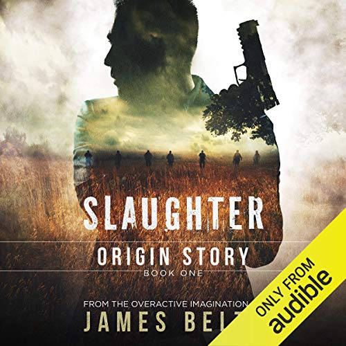 Slaughter: Origin Story audiobook cover art