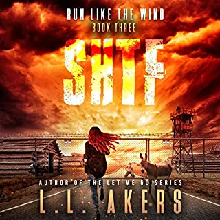 Run Like the Wind     A Post-Apocalyptic Thriller (The SHTF Series, Book 3)              Written by:                                                                                                                                 L.L. Akers                               Narrated by:                                                                                                                                 Kevin Pierce                      Length: 6 hrs     3 ratings     Overall 4.3