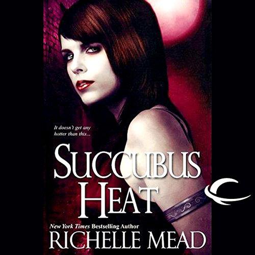 Succubus Heat audiobook cover art