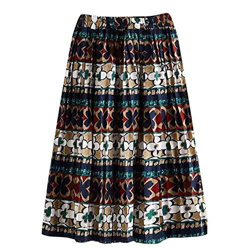 La Mejor Recopilación de Faldas para Mujer los mejores 5. 12