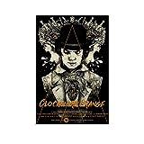 ZHLLONGFG Poster A Clockwork Orange Art