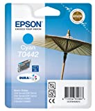 Epson T0442 Tintenpatrone Sonnenschirm, Singlepack cyan