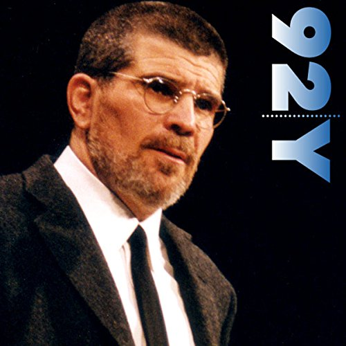 David Mamet at the 92nd Street Y cover art