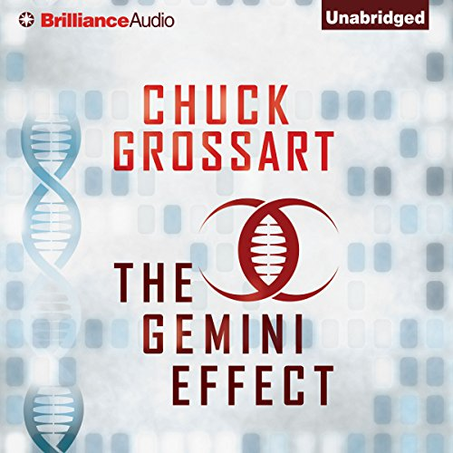 The Gemini Effect audiobook cover art