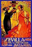 ABLERTRADE 1928 Feria de Sevilla Fair of Seville Spain