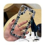 S20 Fan Edition Coque de luxe pour Samsung Galaxy S20 FE F41 A42 S20 Lite Note20 Ultra M01 Strass...
