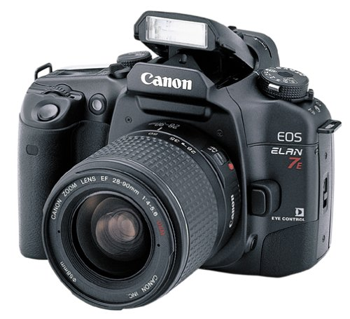 Canon EOS ELAN 7E 35mm SLR Camera Kit w/ 28-90mm Lens (Discontinued by Manufacturer)