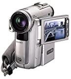 ソニー SONY DCR-PC350 S デジタルビデオカメラレコーダー(シルバー)