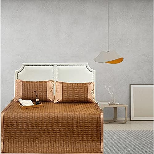 Chinese bamboo bed mat _image3