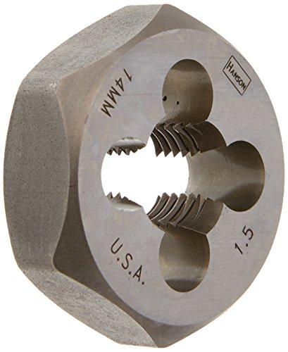 Hanson Metric Die, 14mm (6950ZR)