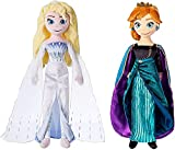 Shop Disney Queen Elsa & Anna Plush Doll – Frozen 2 – Medium – 18''