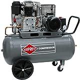 BRSF33 Impresión Compresor De Aire HK 425–90(2,2kW, Max. 10bar, 90litros caldera) Conector de alimentación 400V