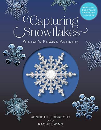 Capturing Snowflakes: Winter's Frozen Artistry