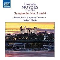 Moyzes: Symphonies Nos. 5 and 6