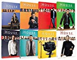 House, M.D. (The Complete Series Seasons 1-8)