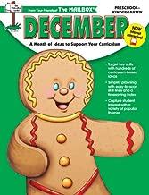 December: A Month of Ideas to Support Your Curriculum for Preschool-Kindergarten