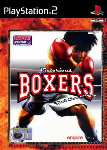 Victorious Boxers - Ippo's Road to Glory (PS2)