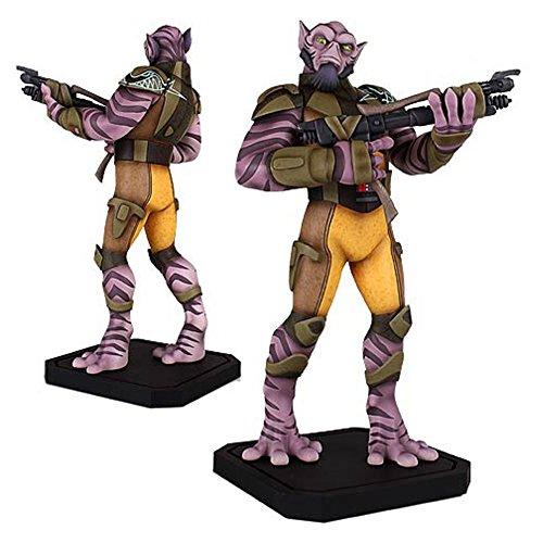 Star Wars Rebels Zeb 1:8 Scale Maquette Statue image