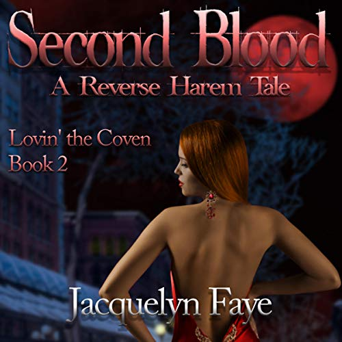 Second Blood (A Reverse Harem Tale) Titelbild