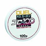 DUEL(デュエル) フロロライン 2.5号 HDカーボンプロ100S 2.5号 クリアー H1117