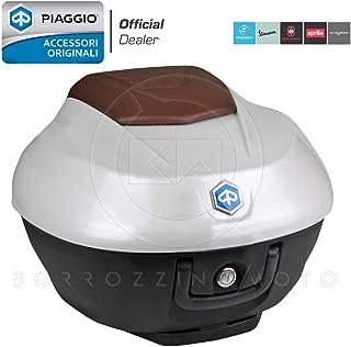 SHAD D0B3300 Bauletto con Piastra di Montaggio Inclusa Nero