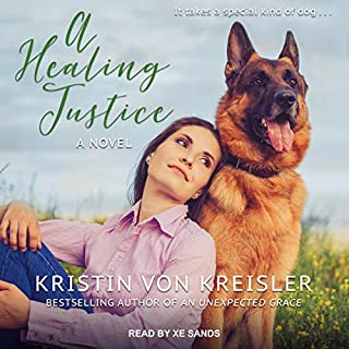 A Healing Justice audiobook cover art