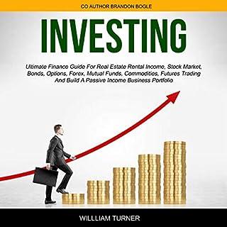 Investing audiobook cover art