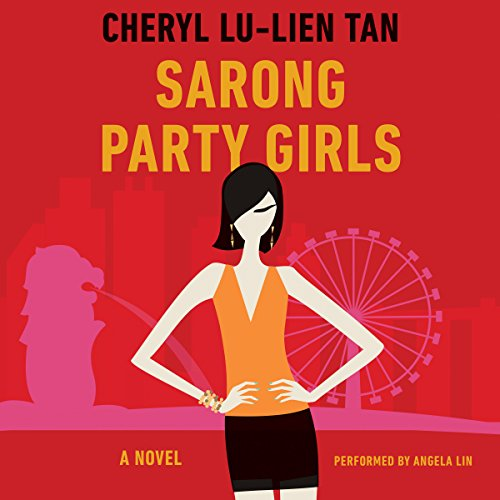 Sarong Party Girls audiobook cover art