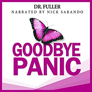 Goodbye Panic audiobook cover art