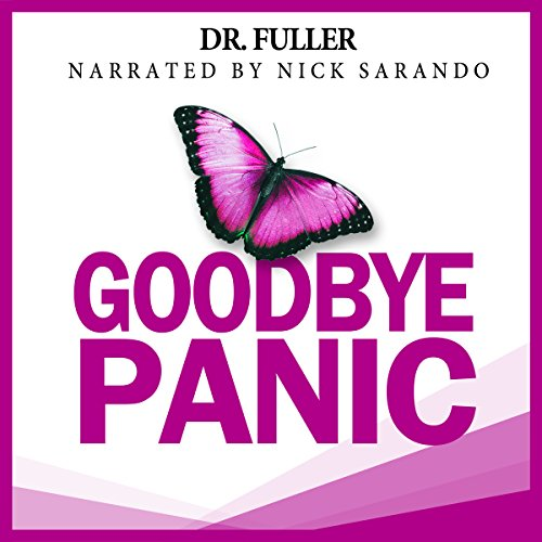Goodbye Panic audiobook cover art