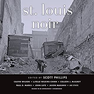 St. Louis Noir audiobook cover art