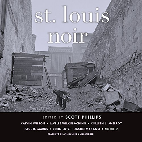 St. Louis Noir cover art