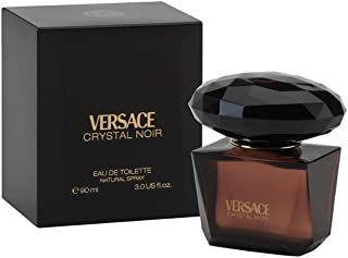 Versace Crystal Noir for Women 90ml Eau de Toilette