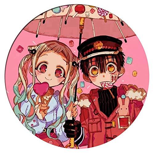 Preisvergleich Produktbild SOSPIRO Hanako-Kun-Brosche aus Weißblech,  mit Anime-Motiv,  für Kleidung,  Hut,  Rucksack