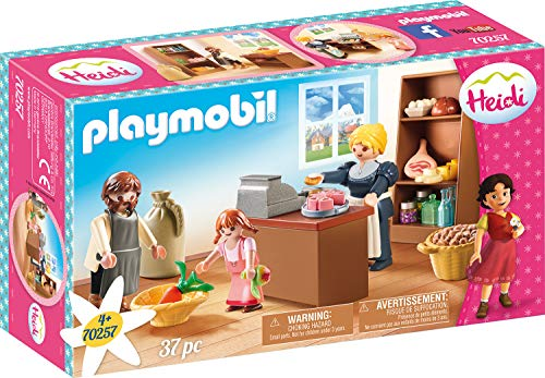 PLAYMOBIL 70257 Heidi Keller's Village Shop