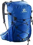 SALOMON Evasion Mochila para montañismo y de viaje unisex, 45 cm, 20 Litros, Azul