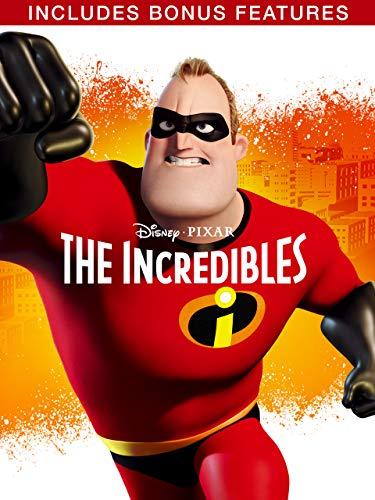 The Incredibles (Plus Bonus Content)