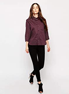HUSKSWARE Polyester Women Casual T-shirt