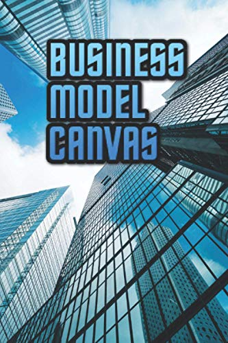 Business Model Canvas: Large & Blank Business Model Canvas Templates with Value Proposition.