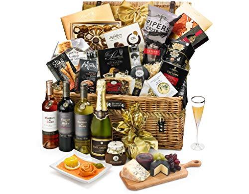 Hampton Gift Hamper With Champagne