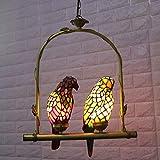MJZHXM Luz Pendiente Pantalla de lámpara de Cristal de Bohemia Pendiente de la luz Individual Colgante Colgante Ligera Espuma de Embalaje for Pasillo Pasillo Cocina