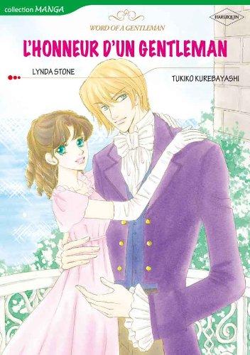 L'honneur d'un gentleman - Harlequin Comics en français - (Harlequin Manga)
